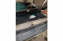 USBP: Border Patrol Seizes Dangerous Drugs at Checkpoint