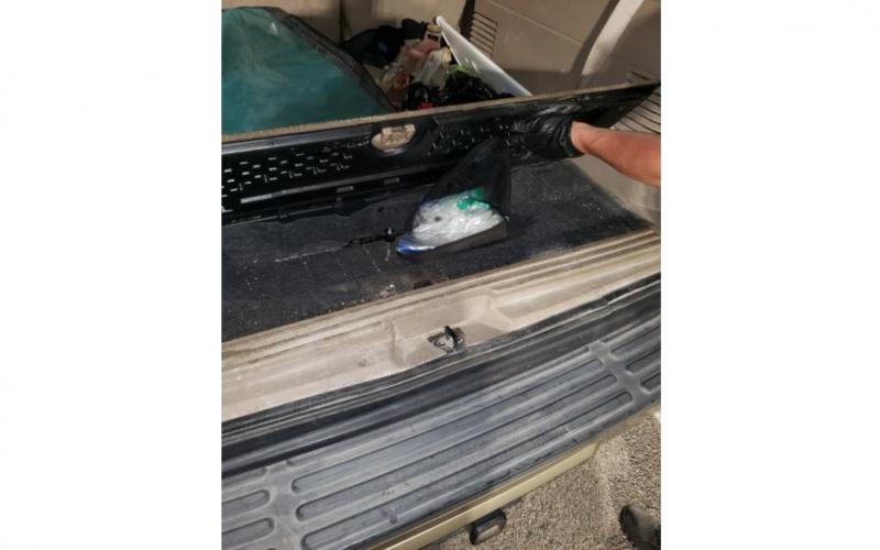 USBP: Border Patrol Seizes Dangerous Drugs at Checkpoint