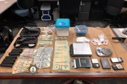 Probation search reportedly turns up gun, ammo, and narcotics in North Highlands