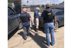 International murder suspect arrested in Monterey County