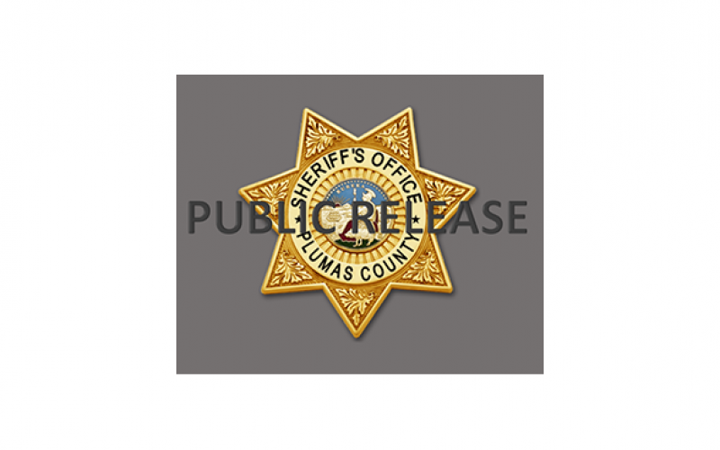 Man with warrant spotted, arrested in Plumas