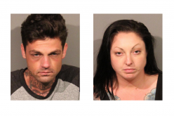Two arrested on suspicion of burglarizing Granite Bay home