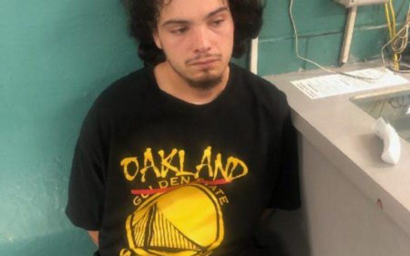 Armed Probationer Arrested After Domestic Violence Incident