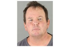 Domestic violence suspect with lots of guns