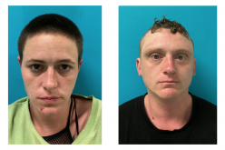 Two arrested after alleged vehicle theft attempt in Sonora