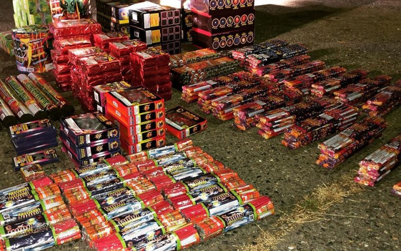 Tis the season for illegal fireworks