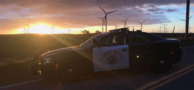 Solano CHP, Vacaville Police coordinate arrest of murder suspect