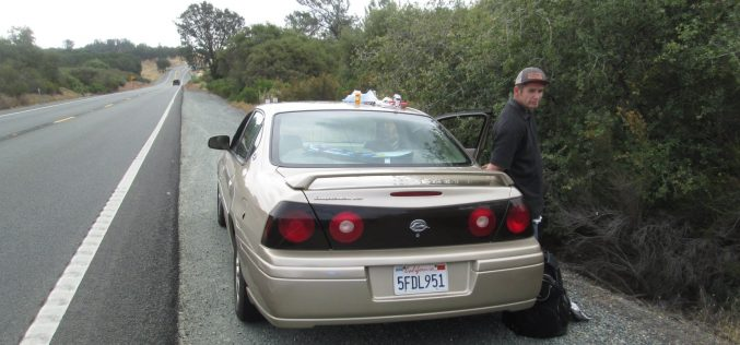 Sheriff's Office: Man busted with narcotics during enforcement stop in Amador County