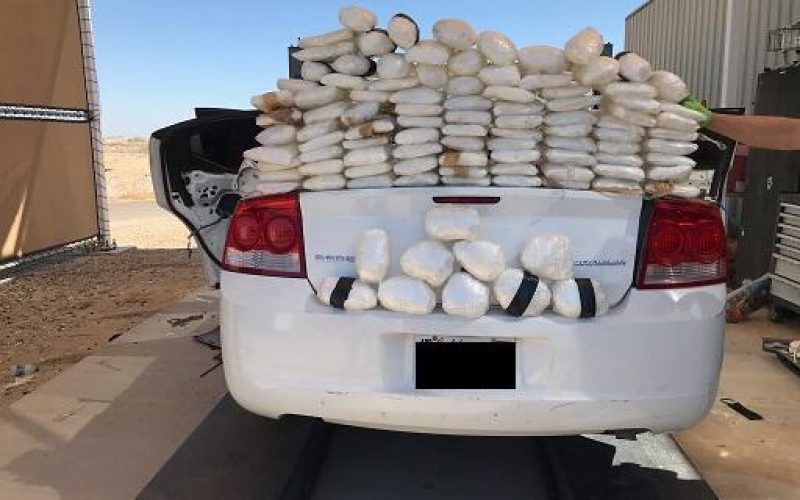 Border Patrol Apprehends Sex Offender and Seizes Drugs in Two Separate Events