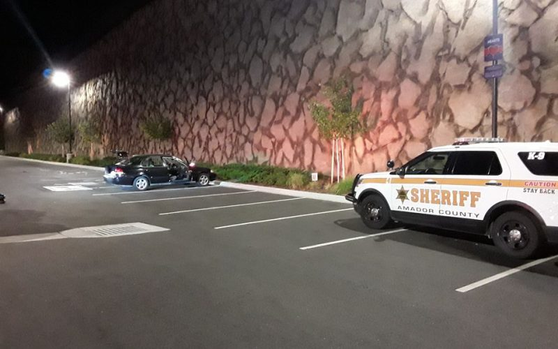 Pair arrested – one in stolen car, one in casino