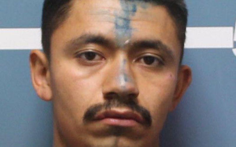 Man Arrested While Driving Stolen Forklift on Road
