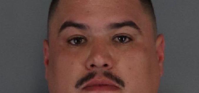 Nunchaku and gun seized in gang arrest