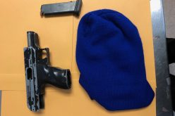 15-year-old booked into juvenile hall on weapons charges, gang enhancements