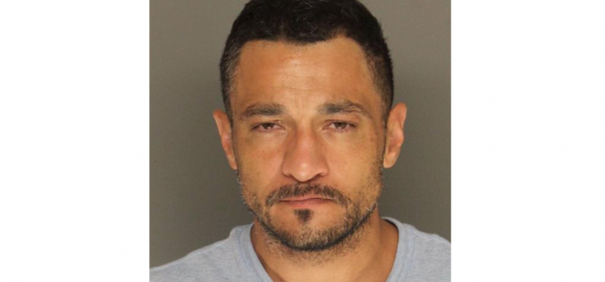 Wanted in Missouri, Busted in Santa Barbara Stand-off with Cops