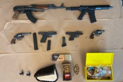 AK-47 under toddler's bed, released on bail