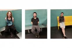 Drunken trio arrested after allegedly discharging firearm