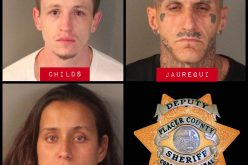 Three suspects nabbed in a pair of Auburn thefts