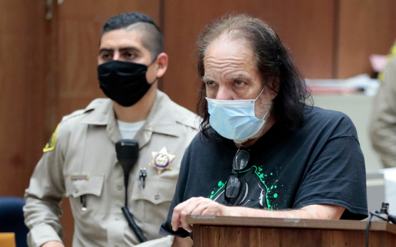 Porn-Film Star Ron Jeremy Charged with Sexual Assault of Four Women