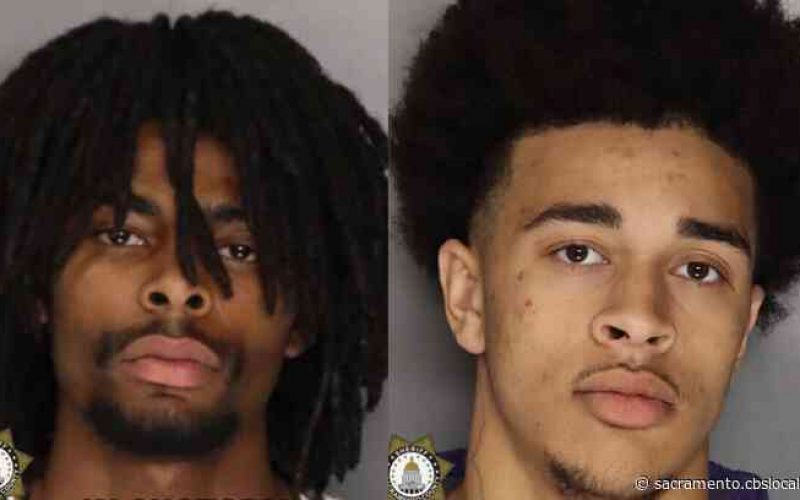 Pair arrested for shooting intended robbery target