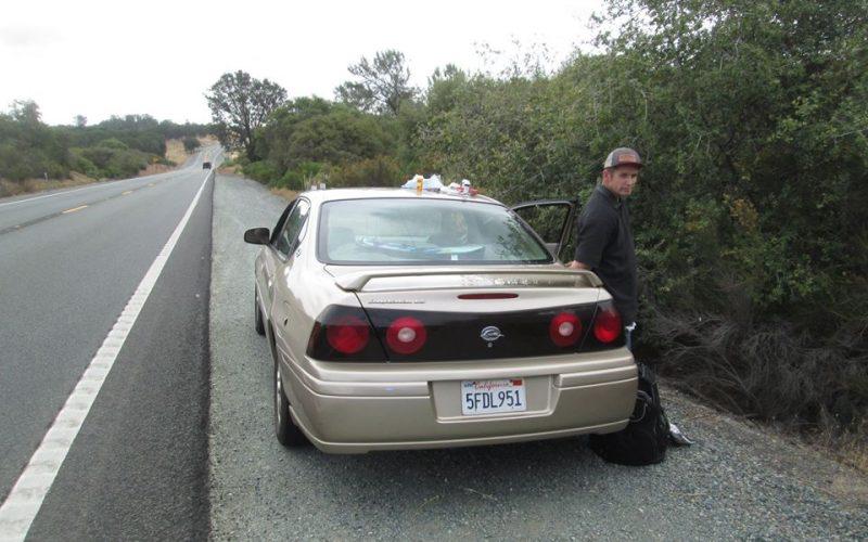 Passenger in car has 40 grams of meth