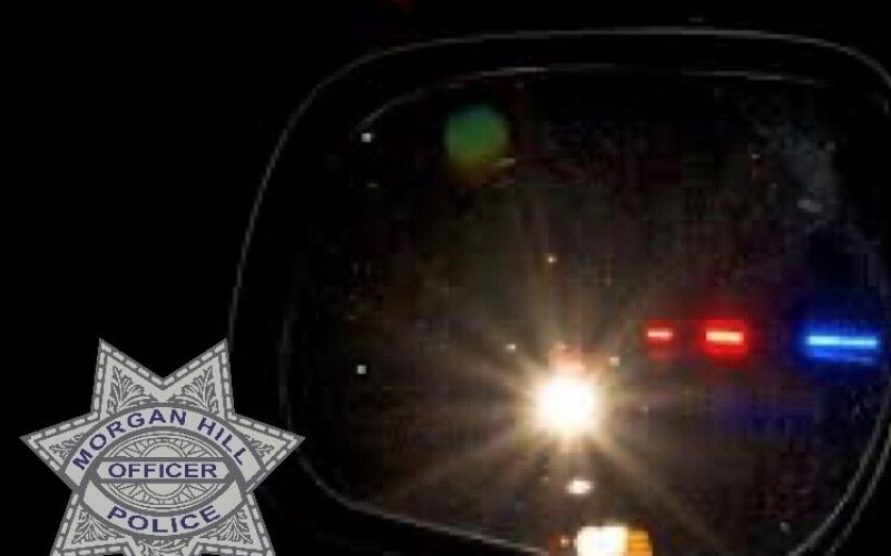 Black Honda and white Honda flee, one is caught