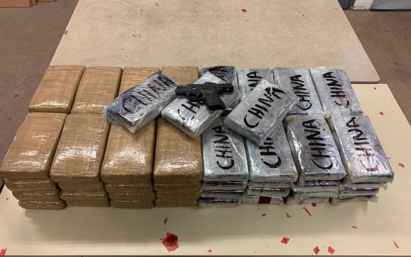 Bakersfield man arrested after deputies find over $5M worth of suspected cocaine