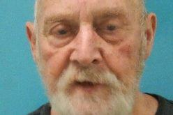 75-year-old man brandishes handgun, walks around