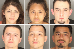 Six Arrested for Weapons, Threats, Lies