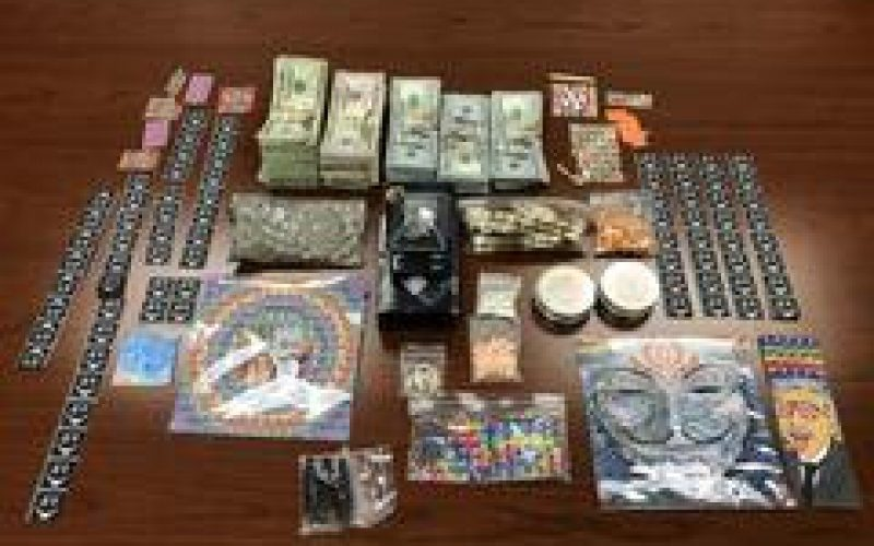 """""""Molly"""" Dealer Busted as Repeat Offender"""
