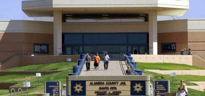Sheriff's Office Employee Charged with Smuggling Drugs into Santa Rita Jail
