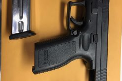 Stolen Firearm Recovered, Two Arrested