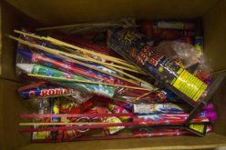 Busted with Fireworks and Drug Paraphernalia
