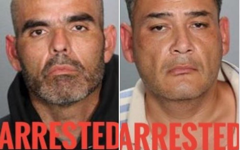 Fountain Valley Police Arrest Suspects Involved in Theft of Cement Mixer and Van