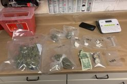 Folsom Police: Narcotics and paraphernalia found in vehicle during traffic stop