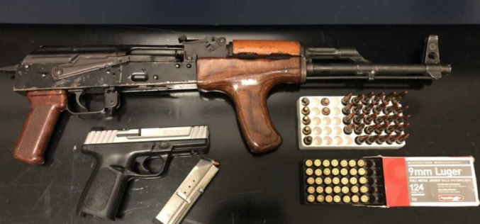Vallejo Police arrest suspect for alleged threats involving firearm