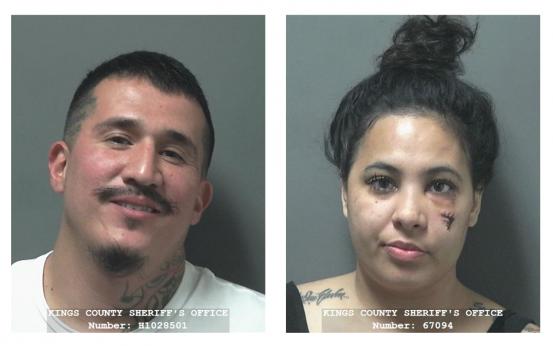 Corcoran Police arrest two after man and woman shot on Van Dorsten Avenue