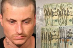 Man arrested with heroin, meth, paraphernalia, cash