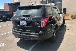 SPD Officer Injured by DUI Driver