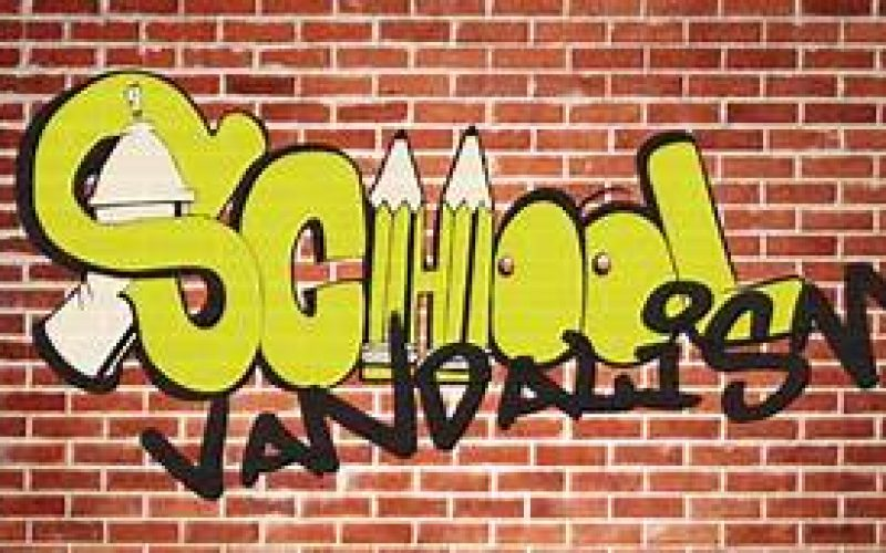 School vandalized, anti-Semitic graffiti left behind
