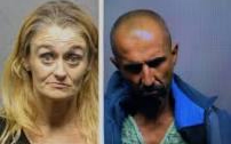 Two Suspects Arrested for Allegedly Setting Vehicles on Fire