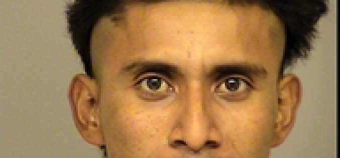 Suspected Arsonist Arrested in Ventura