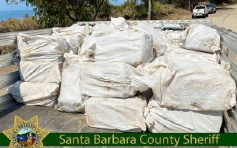 Record-Busting Drug Bust in Santa Barbara