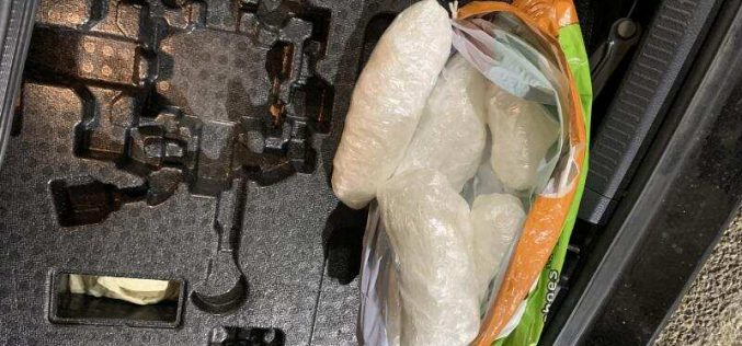 Twice in One Night – CBP Thwarts Two Meth-Smuggling Attempts at the Border