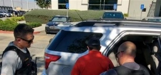 Child-Porn Tip Leads DA's Bureau of Investigation-Led Task Force to Secure Beaumont Man's Arrest