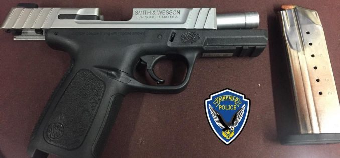 Solano County man accused of brandishing gun in road rage incident