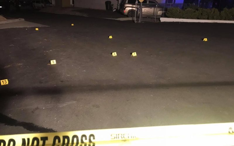 Two Subjects Shot At Twin Oaks Village