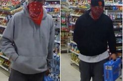 Armed Robbery Suspect Arrested, Partner Sought