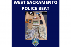 West Sac Police: Narcotics discovered during enforcement stop