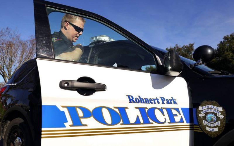 Rohnert Park Police Officer arrested for embezzlement