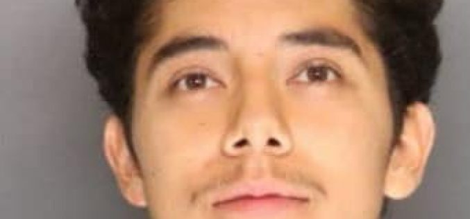 Man knocks on door then attacks his neighbor
